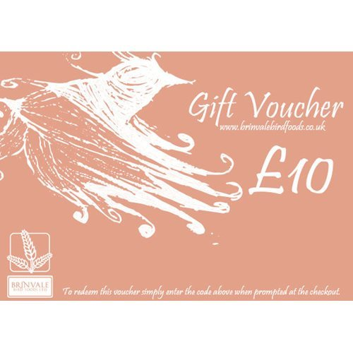 Brinvale Ten Pound Gift Voucher