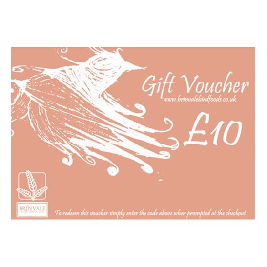 Image for Ten Pound Gift Voucher