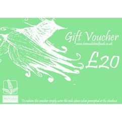 Twenty Pound Gift Voucher