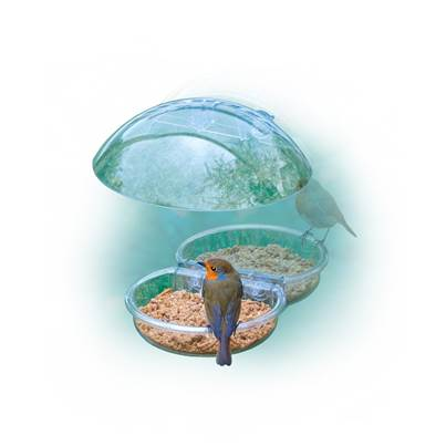 Jacobi Jayne 20/20 Window Bird Feeder