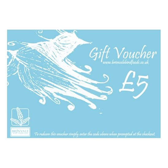 Image for Five Pound Gift Voucher