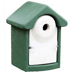 Woodstone Nest Box 28mm