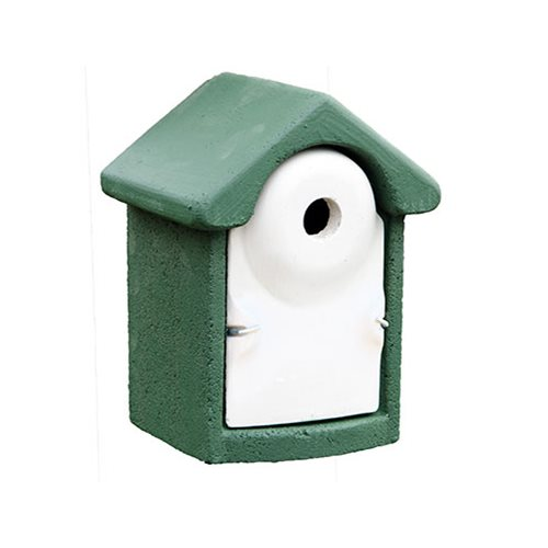 CJ Wildlife Woodstone Nest Box 28mm