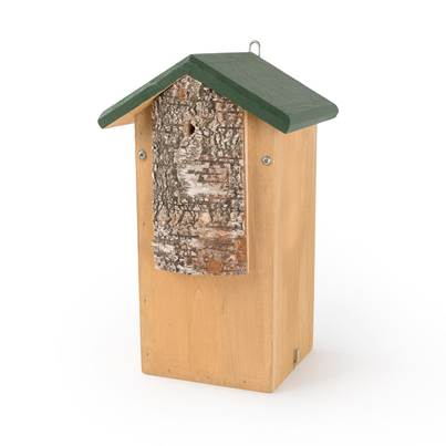 C J Wildlife Woodpecker Nest Box