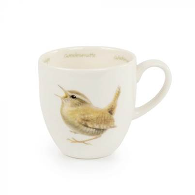CJ Wildlife Wren Mug