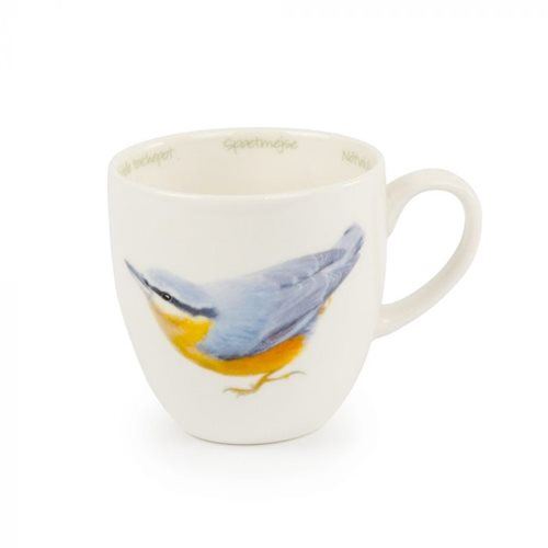 CJ Wildlife Nuthatch Mug