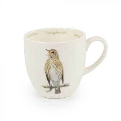 CJ Wildlife Song Thrush Mug