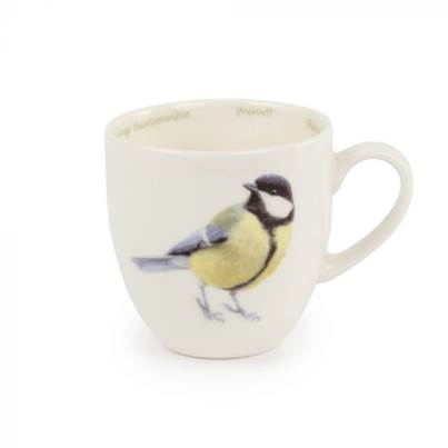 CJ Wildlife Great Tit Mug