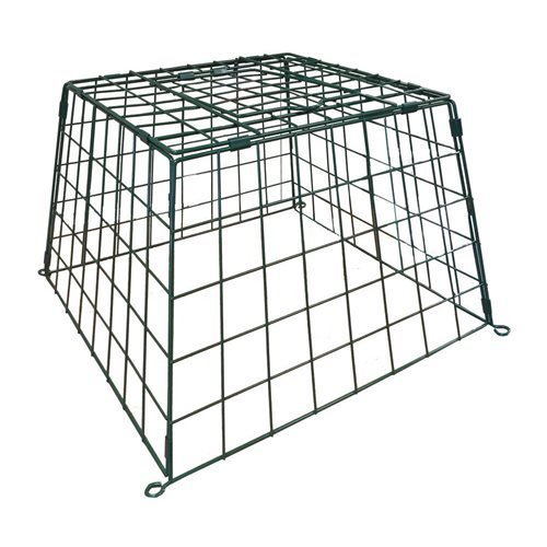 C J Wildlife Ground Bird Feeder Cage