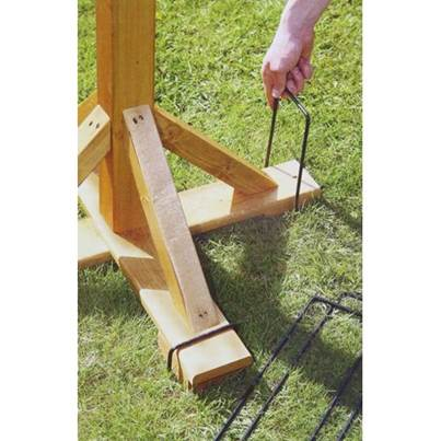 Brinvale Bird Table Stabiliser Pegs