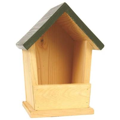 CJ Wildlife Brecon Open Fronted Nest Box