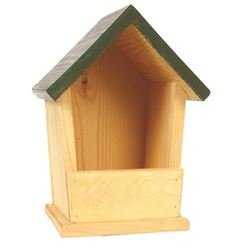 Brecon Open Fronted Nest Box