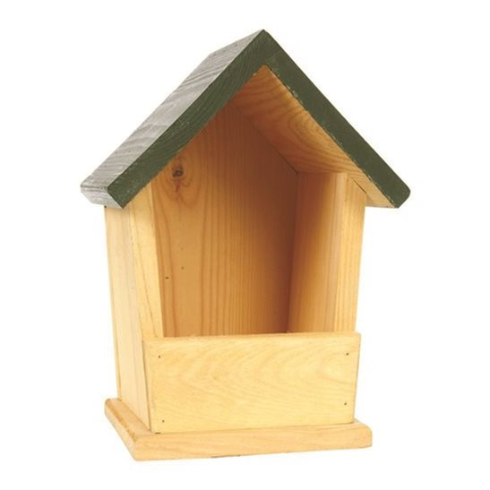 Image for Brecon Open Fronted Nest Box
