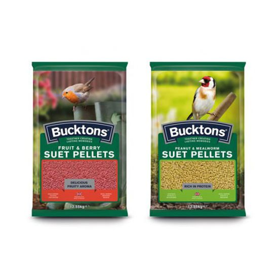Image for Bucktons Suet Pellets