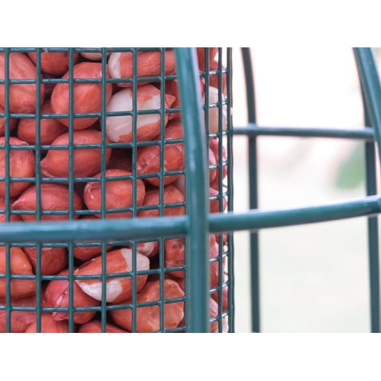 additional image for Paris Caged Peanut Feeder