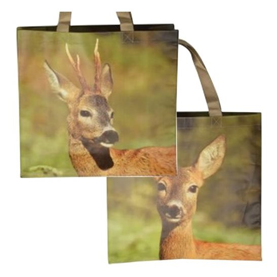 additional image for Wildlife Pattern Tote Bags