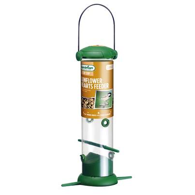 Gardman Flip Top Sunflower Heart Feeder