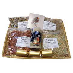 Seed Filled Bird Food Hamper