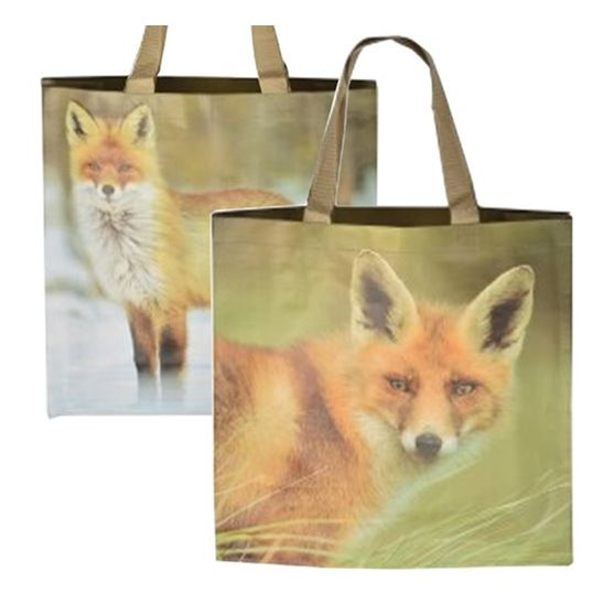 Image for Wildlife Pattern Tote Bags
