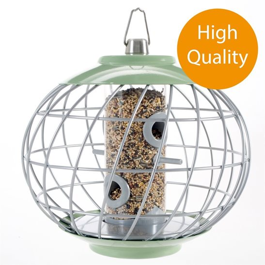 Image for Helix Seed Feeder - Nuttery