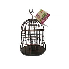 Gardman Caged Fat Ball Feeder