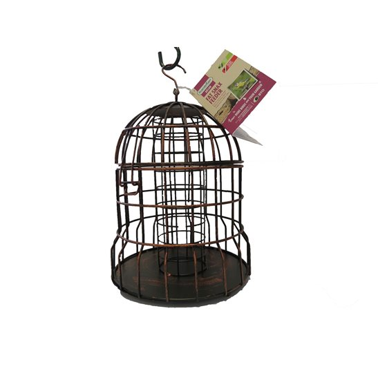 Image for Gardman Caged Fat Ball Feeder