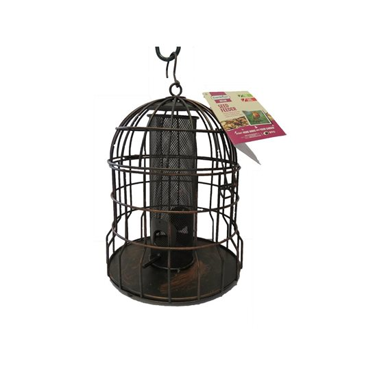 Image for Gardman Caged Seed Feeder