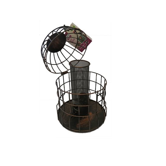 additional image for Gardman Caged Seed Feeder