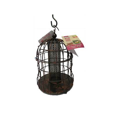 Gardman Gardman Caged Sunflower Heart / Peanut Feeder