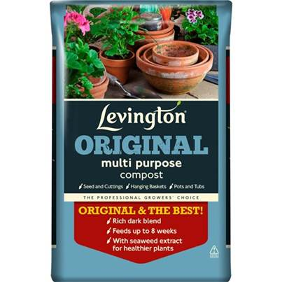 Levington Levington Original Multi Purpose Compost 50 Litre