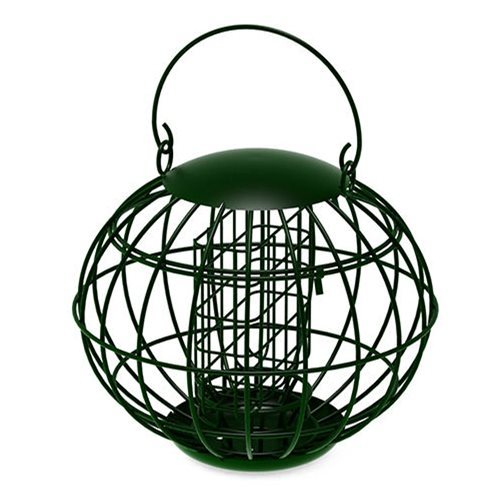 CJ Wildlife London Caged Suet Block Feeder