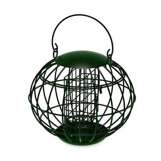 Image for London Caged Suet Block Feeder