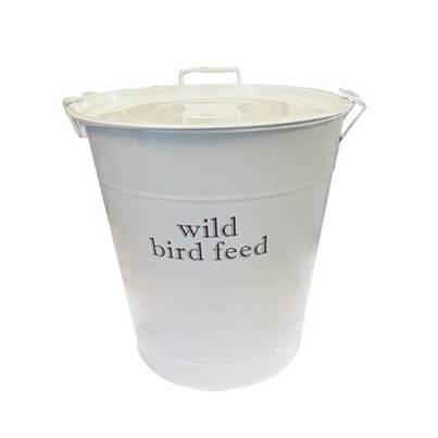 Gardman Metal Bird Food Storage Container