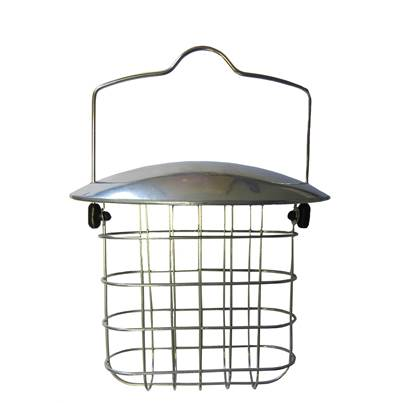 Brinvale Metal Suet Block Feeder