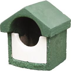 Open Fronted Woodstone Nest Box