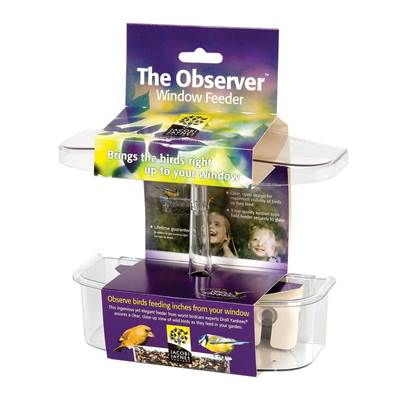 Jacobi Jayne Observer Window Feeder