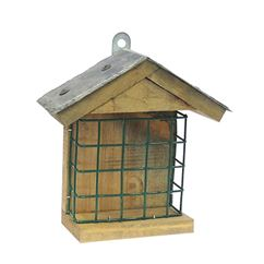 Slate Roof Suet Feast Feeder