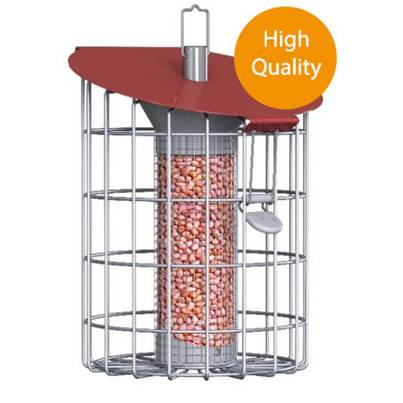 Nuttery Roundhaus Peanut Feeder - Nuttery
