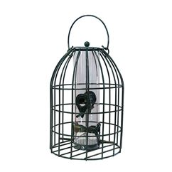 Paris Caged Seed Feeder