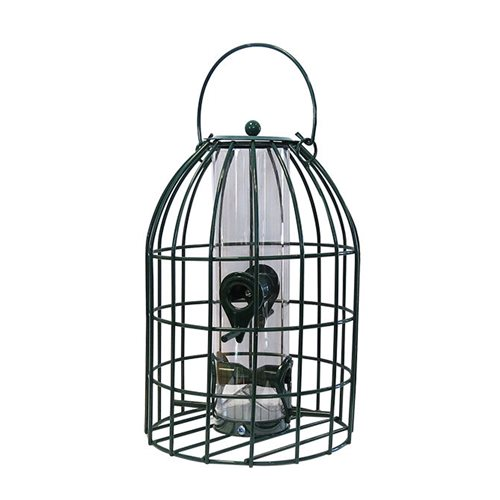 CJ Wildlife Paris Caged Seed Feeder