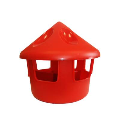 Brinvale Heavy Duty Chicken Feed/Grit Station
