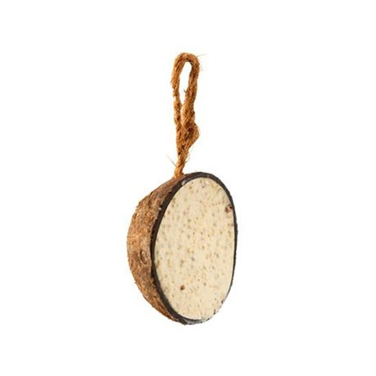 Image for Suet Coconuts for Birds - Halves