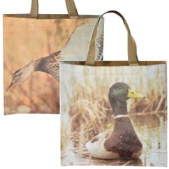 Wildlife Pattern Tote Bags