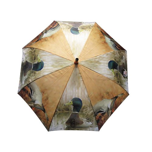 Brinvale Large Duck Print Umbrella