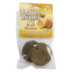 Flutter Butter Pods Wall Mount