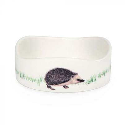 CJ Wildlife Hedgehog Bowl