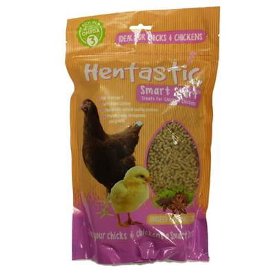 Brinvale Hentastic Smart Start Pellets 1kg