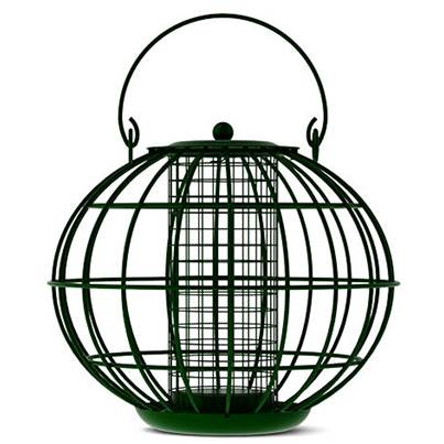 CJ Wildlife London Caged Peanut Feeder