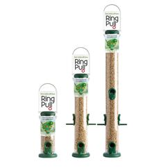 Ring Pull Bird Feeder (Plastic)