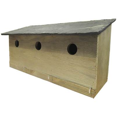 Ernest Charles Sparrow Colony Nest Box
